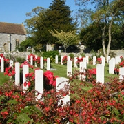 Fleet Air Arm Memorial Church Cemetery