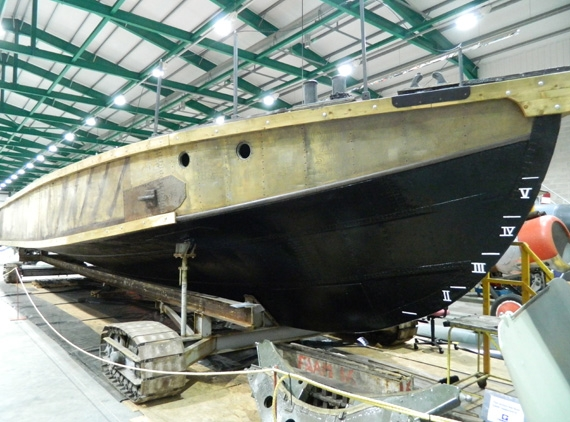 oldset surviving aircraft carrier at the fleet air arm museum