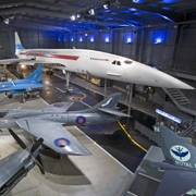 The first British prototype Concorde 002