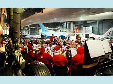 Christmas Concert Under Concorde