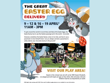 Easter Fun - The Great Easter Egg Delivery