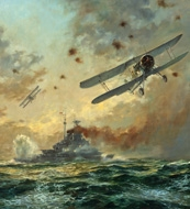 battle of the atlantic exhibition