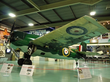 martlet AL246 at the Fleet Air Arm Museum