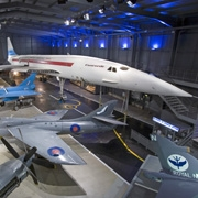 Concorde at the Fleet Air Arm Museum