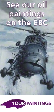 See the Fleet Air Arm museum's oil paintings on the BBC Your Paintings website